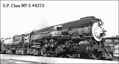... Engine number 4373 has multiple bearing crossheads and guides, and a  Scullin disc driver, naked cylinder heads and pulls a 160 C-1 tender.